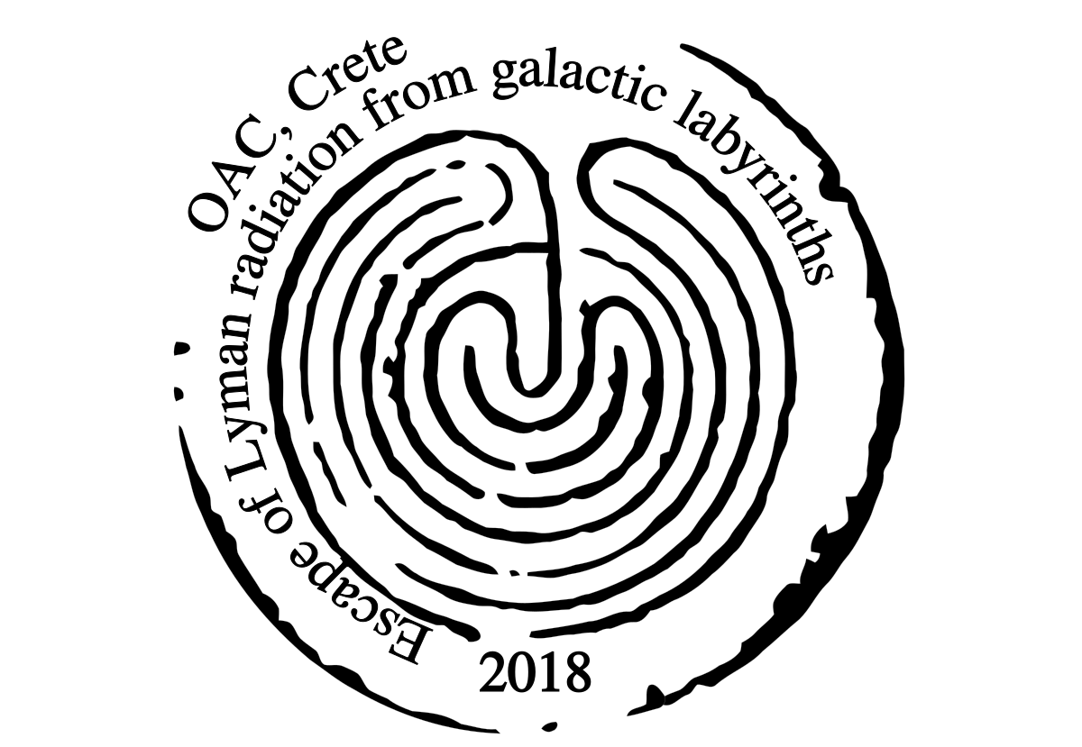Conference: Escape of Lyman radiation from galactic labyrinths